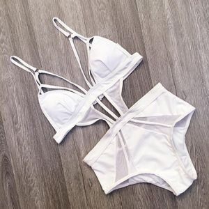 Other - Sexy Bandage One Piece Swimsuit For Women
